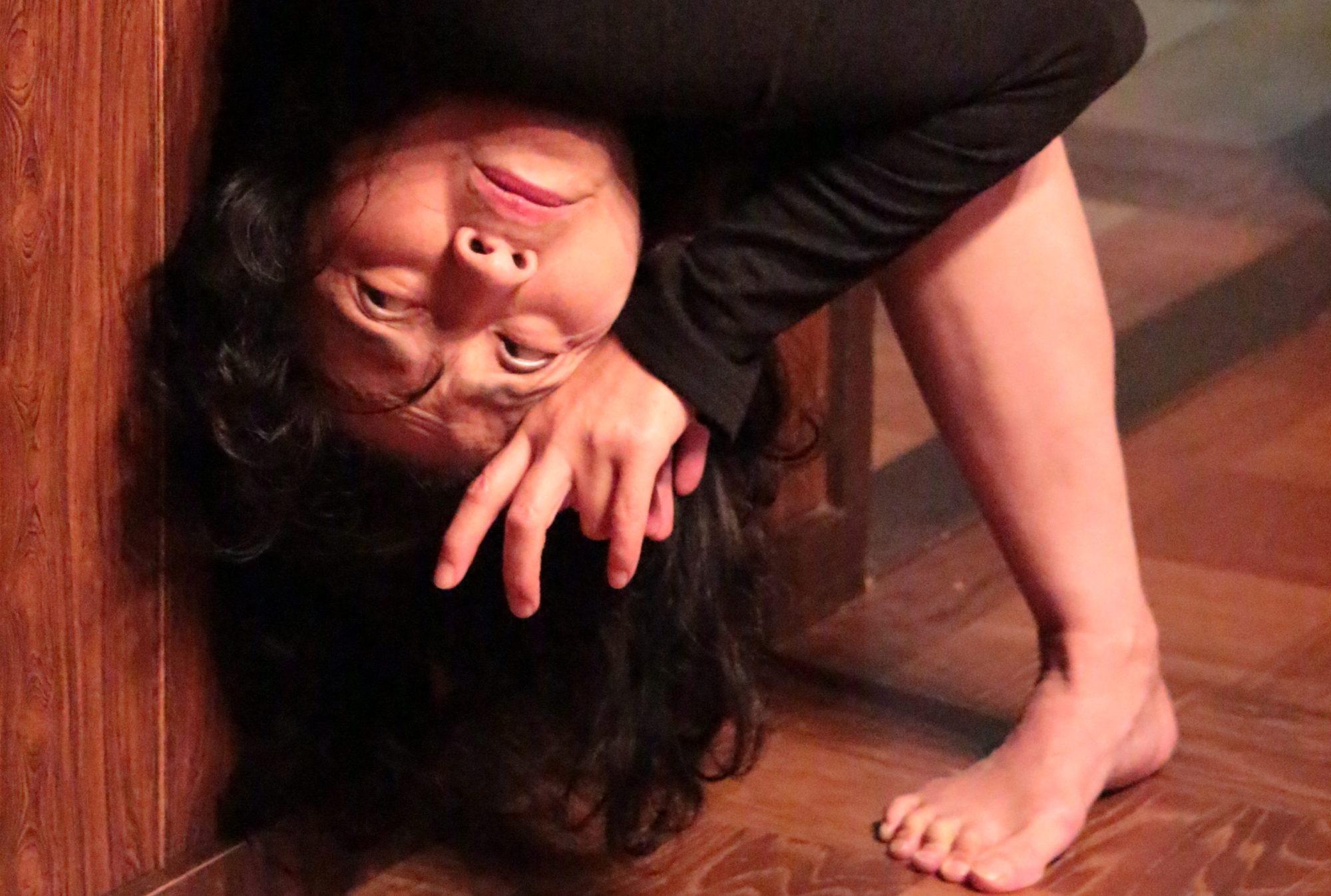 平らなダンスの時間|yogaな日々
